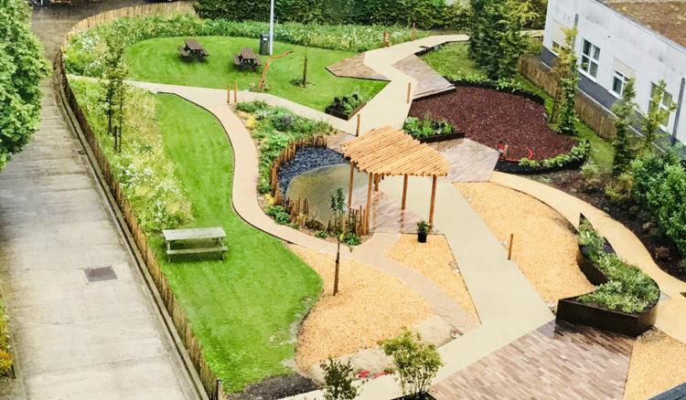 Jardin thérapeuthique