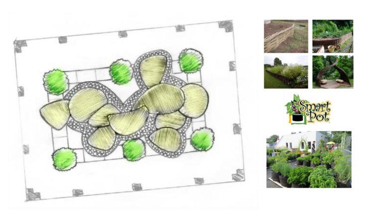 Un jardin intérieur – Atrium
