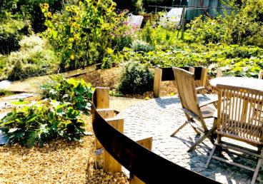 Un jardin d'abondance